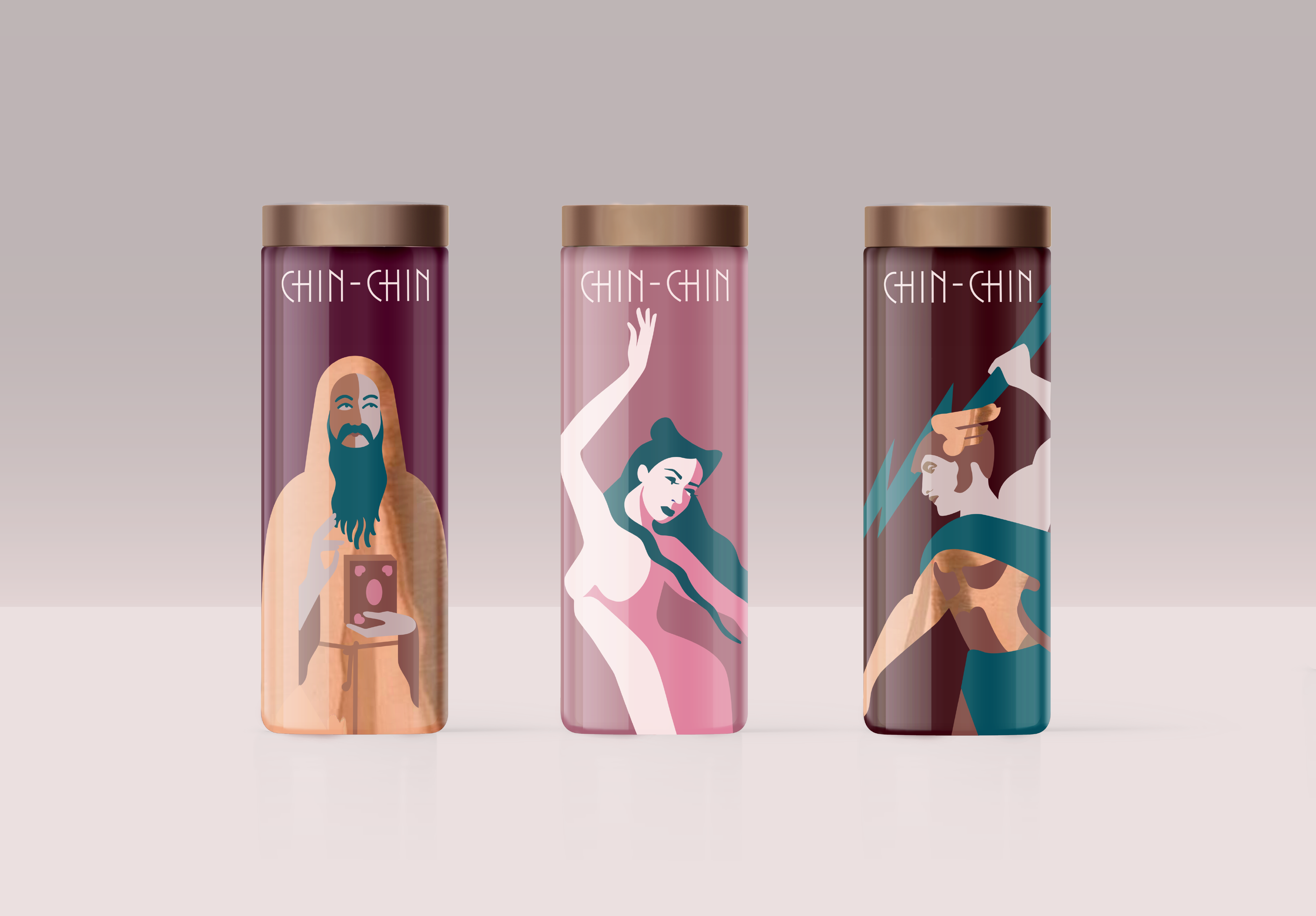 Identity for Chin-Chin cocktails